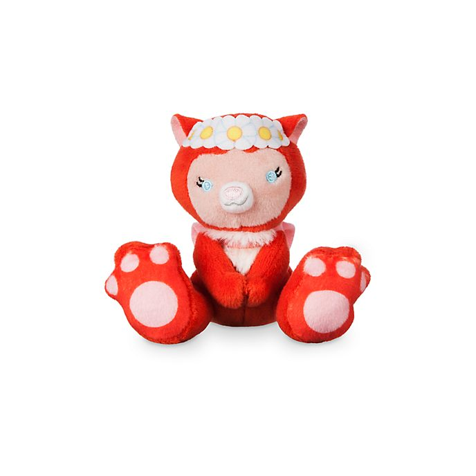Disney Store Dinah Tiny Big Feet Mini Soft Toy