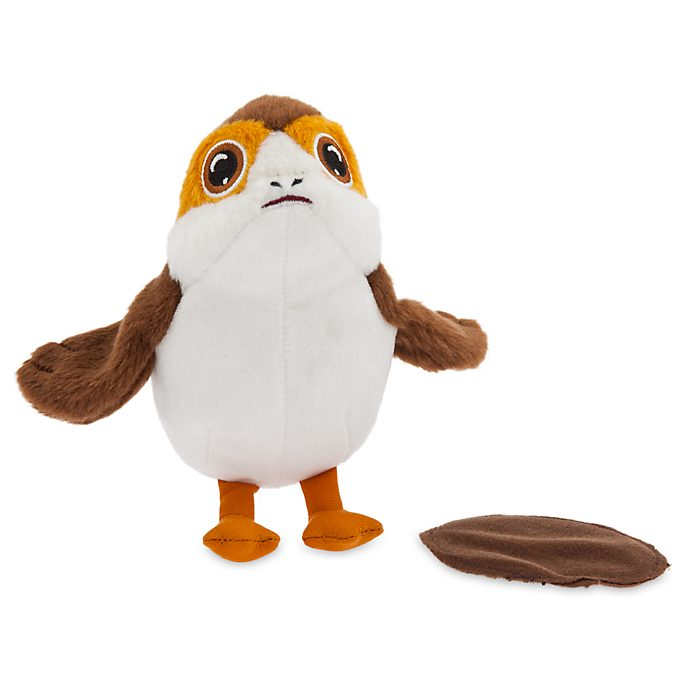 Disney Store Porg Shoulder Soft Toy