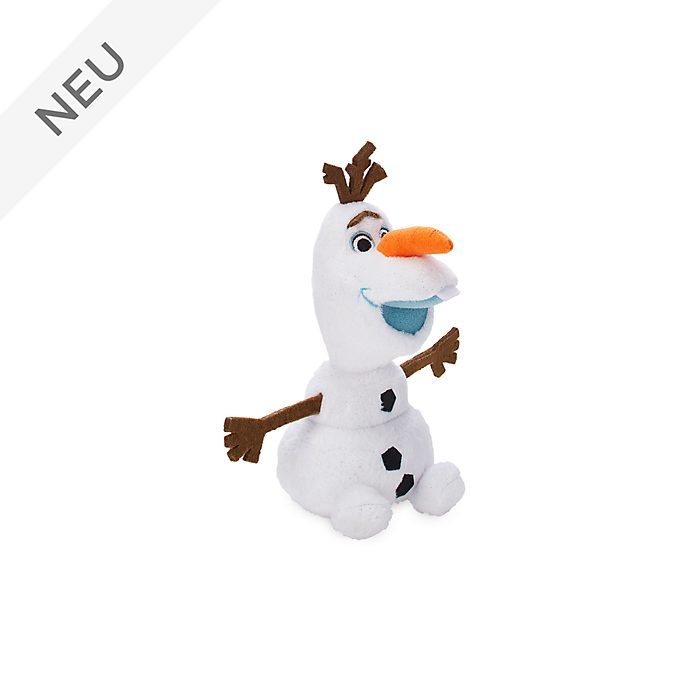 Disney Store - Die Eiskönigin2 - Olaf - Bean Bag Stofftier mini