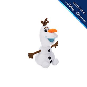 Mini peluche imbottito Olaf Frozen: Il Segreto di Arendelle Disney Store
