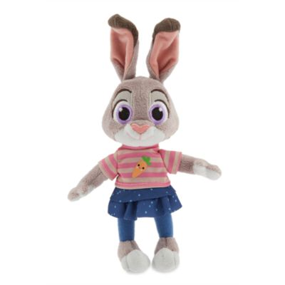 Peluche Judy Hopps piccola di Zootropolis