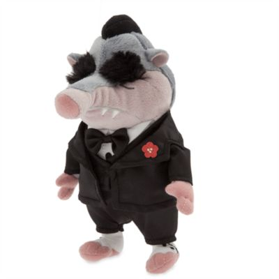 Zootropolis Mr. Big gosedjur