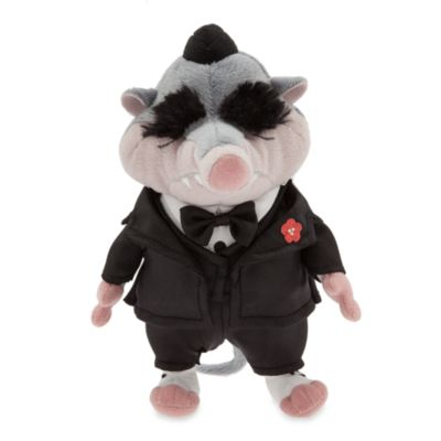 Zootropolis Mr. Big Soft Toy