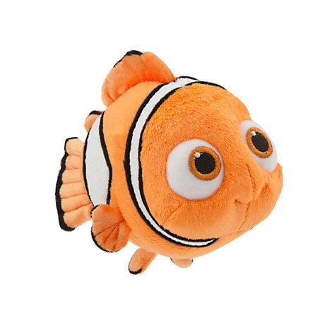 Peluche miniature Nemo, Le Monde de Dory