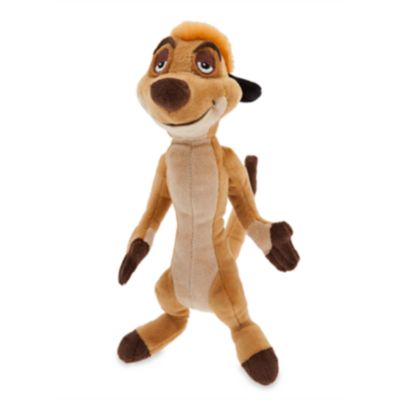 Timon Mini Soft Toy, The Lion Guard