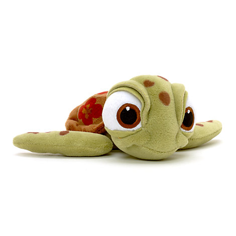 Squirt Mini Bean Bag Soft Toy