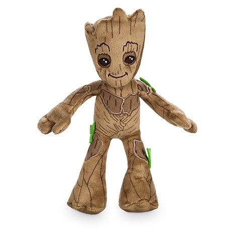 Mini peluche rembourrée de graines bébé Groot, Gardiens de la Galaxie Vol. 2