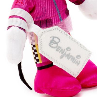 Lille Minnie Mouse Racerholdet i plys