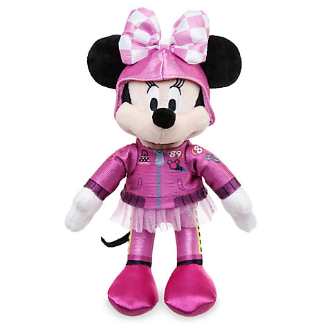 Minnie Mouse Roadster Racers Mini Soft Toy