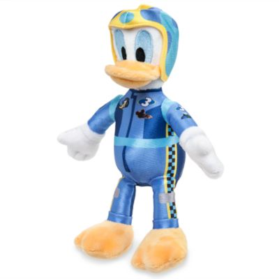 Donald Duck Roadster Racers Mini-Kuscheltier