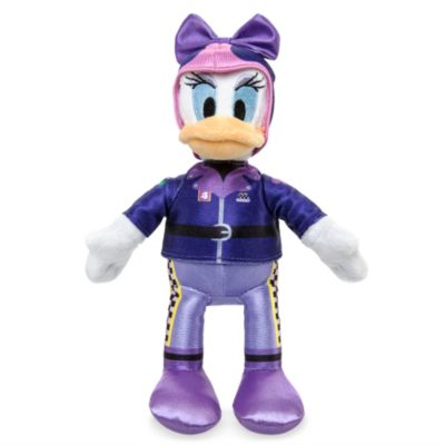 Daisy Duck Roadster Racers Mini Soft Toy