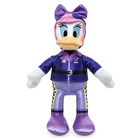 Daisy Duck Roadster Racers Mini-Kuscheltier