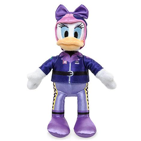 Minipeluche Daisy de Mickey y los Súper Pilotos