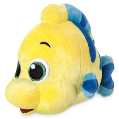 Minipeluche Flounder, colección Animators