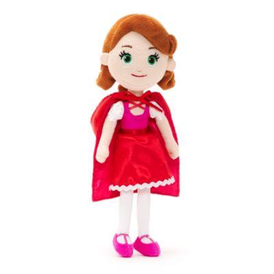 Peluche miniature Petit Chaperon Rouge, Boucle d'Or & Petit Ours