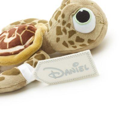 Minipeluche de bolitas de Vaiana con tortuguita de la colección Disney Animators