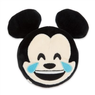 Mickey Mouse Emoji Soft Toy - 4""