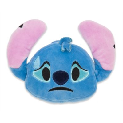 Stitch Emoji Soft Toy - 4""