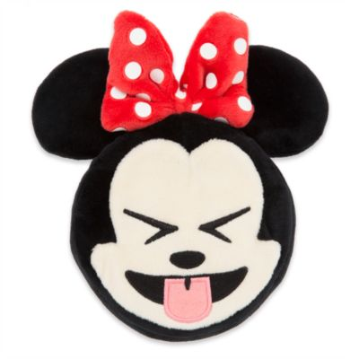 Minnie Mouse Emoji Soft Toy - 4""