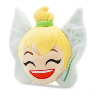 Peluche Emoji de Campanilla de 10cm