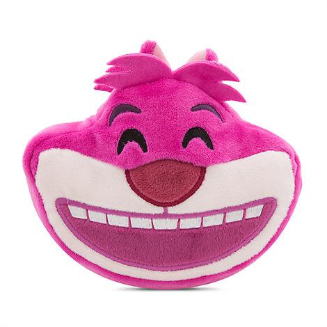 Peluche emoji Le chat du Cheshire, Alice au Pays des Merveilles, 10cm