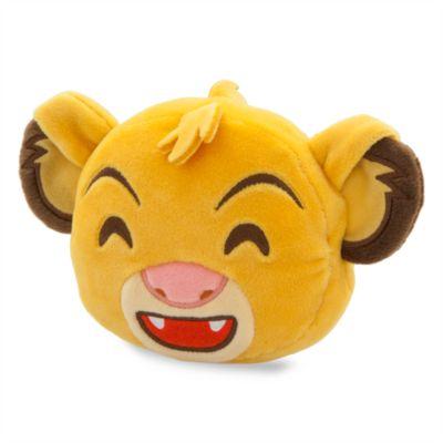Peluche emoji 10 cm Simba, Il Re Leone
