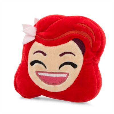 "Ariel Emoji Soft Toy - 4"", The Little Mermaid"