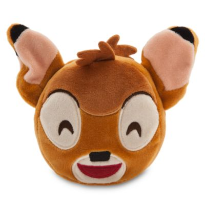 Bambi emoji plysdyr – 10 cm