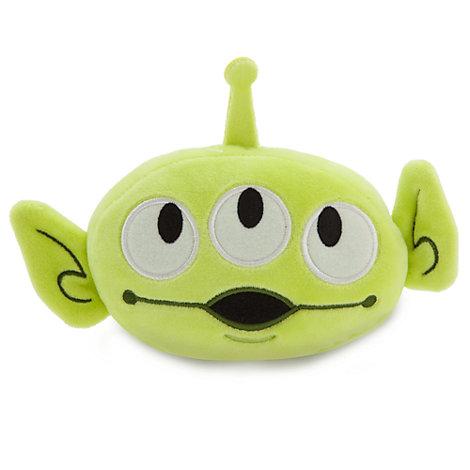 Toy Story Alien Emoji Soft Toy - 4''