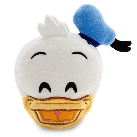 Donald Duck Emoji Soft Toy - 4''