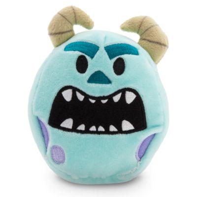 Sulley emoji plysdyr – 10 cm, Monsters, Inc.