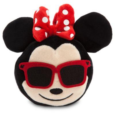Minnie Maus - Emoji-Kuschelpuppe, 10cm