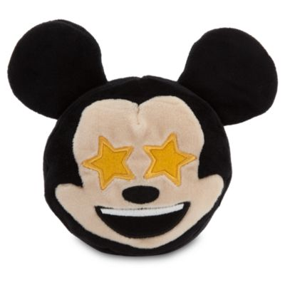 Peluche emoji de Mickey Mouse (10cm)