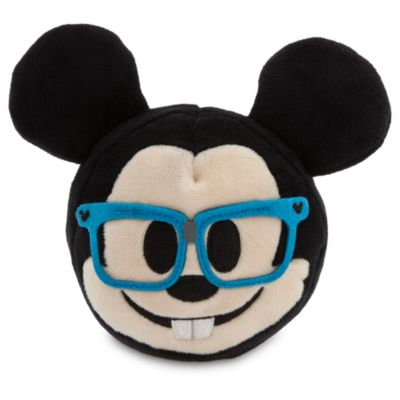 Micky Maus - Emoji-Kuschelpuppe, 10cm