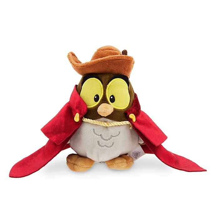 Petite peluche Maître Hibou de La Belle au Bois Dormant, Collection Disney Animators