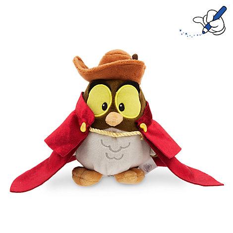 petite peluche matre hibou de la belle au bois dormant collection disney animators - Maitre Hibou