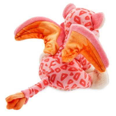 Peluche miniature du bébé jagon Estrella, Elena d'Avalor