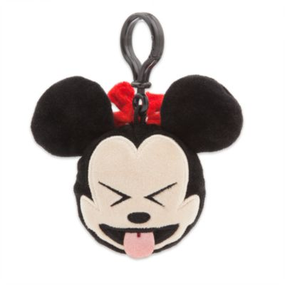 Mimmi Pigg-emoji gosedocka 6 cm ryggsäcksklämma