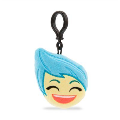 Alles steht Kopf - Disney Emoji Freude - Schlüsselanhänger aus weichem Material