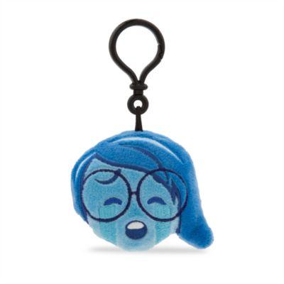 Alles steht Kopf - Disney Emoji Traurigkeit - Schlüsselanhänger aus weichem Material