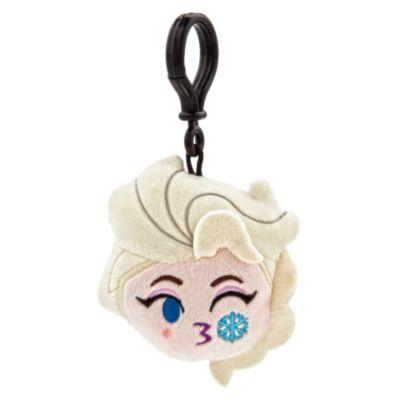 Elsa Emoji plysdyr-taskepynt, Frost
