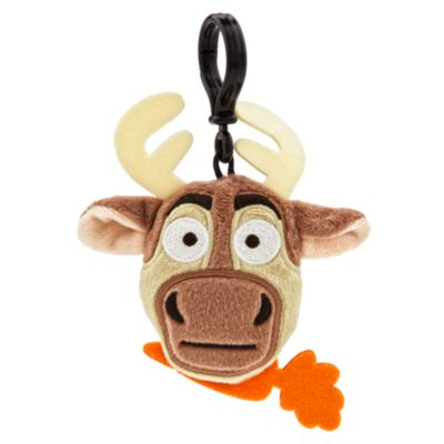 Peluche-emoji Sven pour sac à dos, La Reine des Neiges