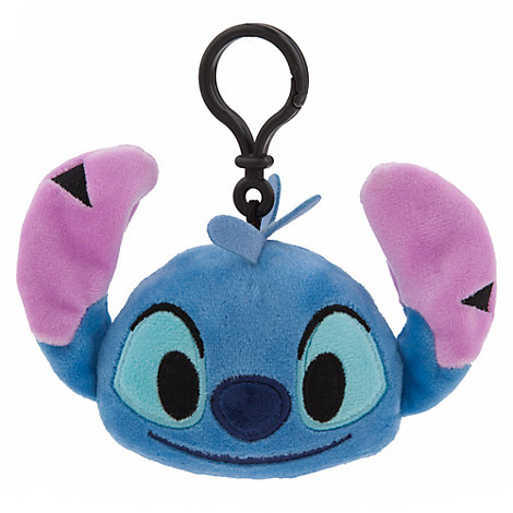 Disney Emoji Stitch Soft Key Ring