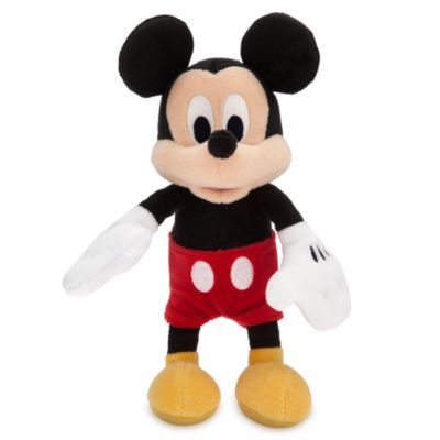 Micky Maus - Bean Bag Stofftier mini