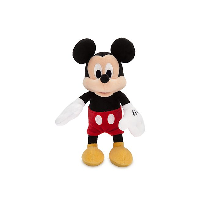 Mini Bean Bag Mickey Mouse