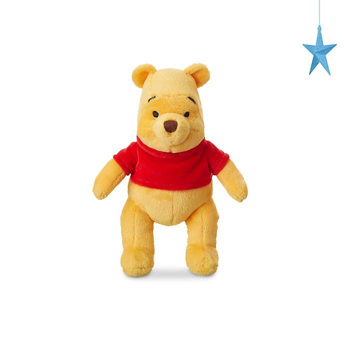 Peluche miniature Winnie l'Ourson Disney Store