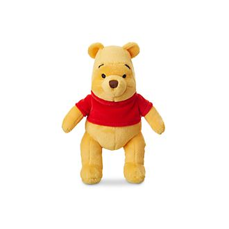 Peluche miniature Winnie l'Ourson Disney Store