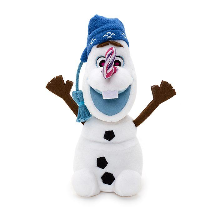 Disney Store Peluche miniature Olaf, Joyeuses Fêtes avec Olaf