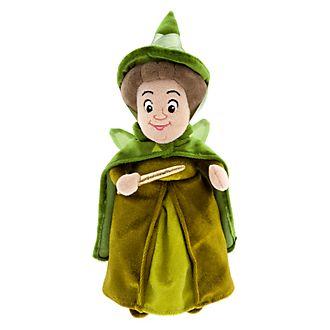 Disney Store Fauna 60th Anniversary Mini Bean Bag, Sleeping Beauty