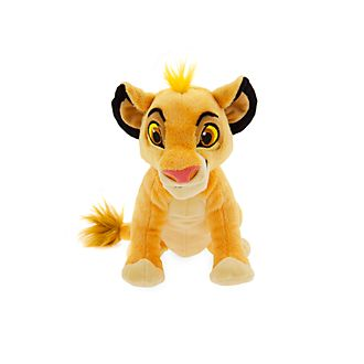 Peluche pequeño Simba, Disney Store
